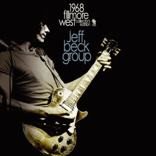 JEFF BECK GROUP / Fillmore West 1968